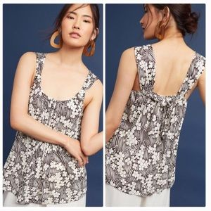 Anthropologie Vanessa Virginia Loan Knotted Tank